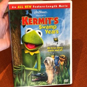 Other - DVD Kermit's Swamp Years
